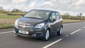 vauxhall meriva 2004 revealed the most reliable new cars motoring research