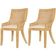 rattan dining room chairs ebay rattan dining chairs ebay