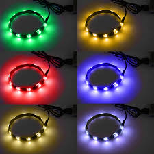 self adhesive strip lights yam 30cm 12 led usb 3528 smd waterproof flexible strip light rgb