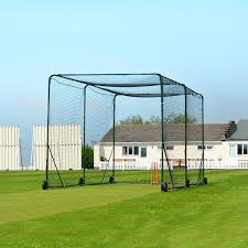 amazon com fortress mobile cricket cage fortify your batting