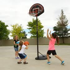 black friday basketball hoop lifetime 32