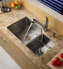 40 Inch Kitchen Sink Kraus Khu12332 32 Inch Undermount 60 40 Bowl Kitchen Sink