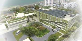 social hub proposed additions to the selby campus include a parking garage restaurant welcome center and greenhouse complex blvd sarasota