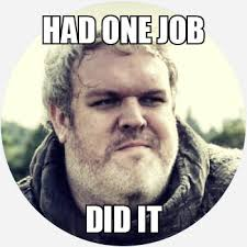 Where Did Memes Come From - hodor meme memes by dictionary com