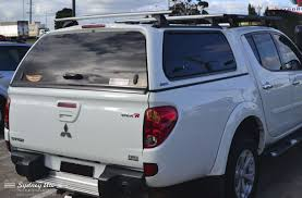 triton mitsubishi accessories aeroklas canopies ute lids ute liners boxes fridges 4wd