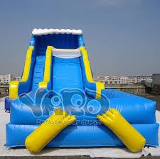 Backyard Water Slide Inflatable by Backyard Pool Slide Commercial Grade Inflatable Water Slides
