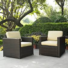 wicker patio furniture set laura williams