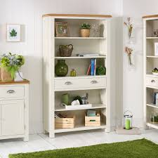 bookshelf astounding cream bookcase mesmerizing cream bookcase
