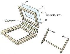 Build Drafting Table Table Top Easel Plans Free Woodworking Projects U0026 Plans