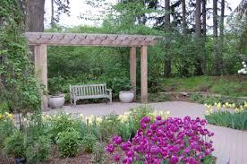 fragrance garden the morton arboretum