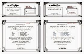 template undangan haul contoh amplop surat undangan harga template undangan amplop contoh