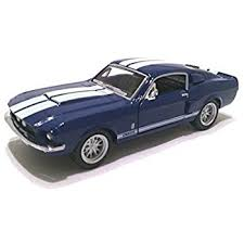 shelby mustang 500 amazon com scale 1 38 1967 ford shelby mustang gt 500 diecast car