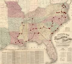 Underground Railroad Map Southern Discomfort Tour The Cooking Gene Page 2