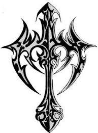 tattoo cross tribal design cross design cross tattoos for men cross tattoo designs for men