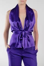 purple silk blouse purple silk blouse styland