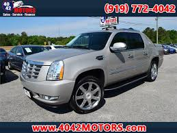 2008 cadillac escalade ext 2008 cadillac escalade ext for sale in garner