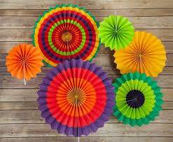 paper flower paper flower pinwheel backdrop party wall decoration combo