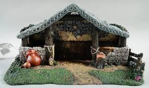 home interior nativity set hawthorne kinkade nativity at replacements ltd