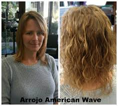 beach wave perm on short hair arrojo american wave perm yelp