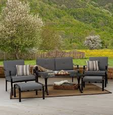 furniture patio sofa clearance outdoor wicker furniture sets