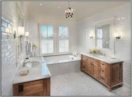 make unique bathroom with subway tile bathroom backsplash classic
