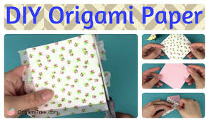 washi tape craft how to make your own origami paper double