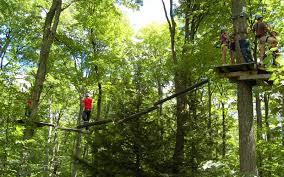 lafleche aerial park u0026 zipline courses arbraska
