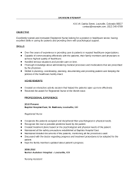 Example Nursing Resumes by Nursing Resume Format Free Resume Example And Writing Download