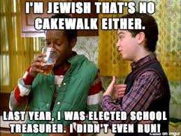 Funny Jewish Memes - being black compared to being jewish meme on freaks and geeks