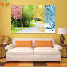 Cherry Decorations For Home Compare Prices On Wall Decor 4 Seasons Tree Online Shopping Buy