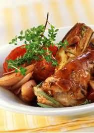 cuisiner cuisses de lapin cuisses de lapin aux artichauts