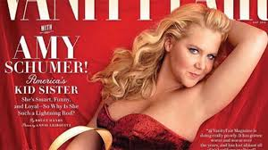 Vanity Plus Size Amy Schumer Channels Marilyn Monroe On Bombshell Vanity Fair Cover