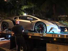 lamborghini veneno owner lamborghini veneno home delivered to miami owner