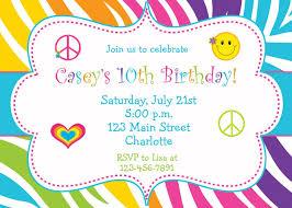 birthday invitations ideas birthday invitations ideas with