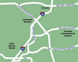 Orlando International Airport Map by Orlando Mco Map Images Reverse Search