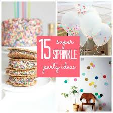 baby sprinkle ideas 5 sprinkle party ideas babble