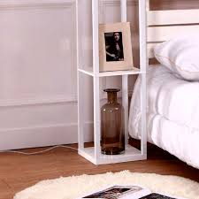 Shelf Floor Lamp Brightech Store Maxwell Usb Shelf Floor Lamp U2013 Modern Mood
