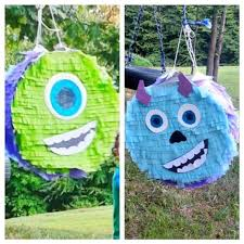 Monster Inc Decorations The 25 Best Monsters Inc Halloween Ideas On Pinterest
