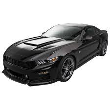 Mustang Gt 2015 Black Roush 421869 Mustang Heat Extractor Insert Black Gt 2015 2017