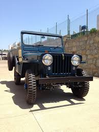 willys jeep offroad 1951 owners photos