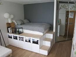 ikea chambre fille ado diy déco lit avec rangement à faire avec 3 fois rien magasin de