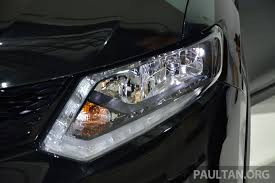 nissan x trail malaysia new nissan x trail open for booking in malaysia u2013 2 0 2wd and 2 5