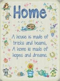 blessing for the home home house blessing hopes dreams bricks beams verse poem metal