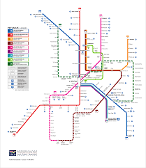 Singapore Subway Map by Getting Lost Kl Vs Singapore Vs Jakarta H A Ere