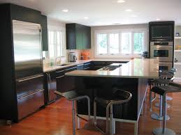 Contemporary Kitchen Lighting by Lighting Contemporary Kitchens Design With Luxury Pendant Lamp By