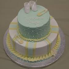 yellow and green baby shower cake baby shower ideas pinterest