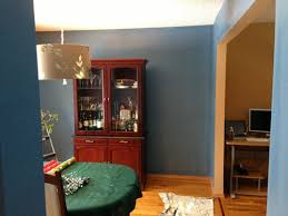 what paint color goes best with cherry wood cabinets paint that goes with cherry wood furniture