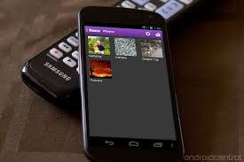roku app android roku mobile app now streams content from android devices android