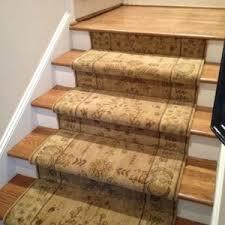 interior beautiful stair treads carpet make an elegant addition