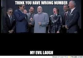 Meme Evil Laugh - images dr evil laugh meme